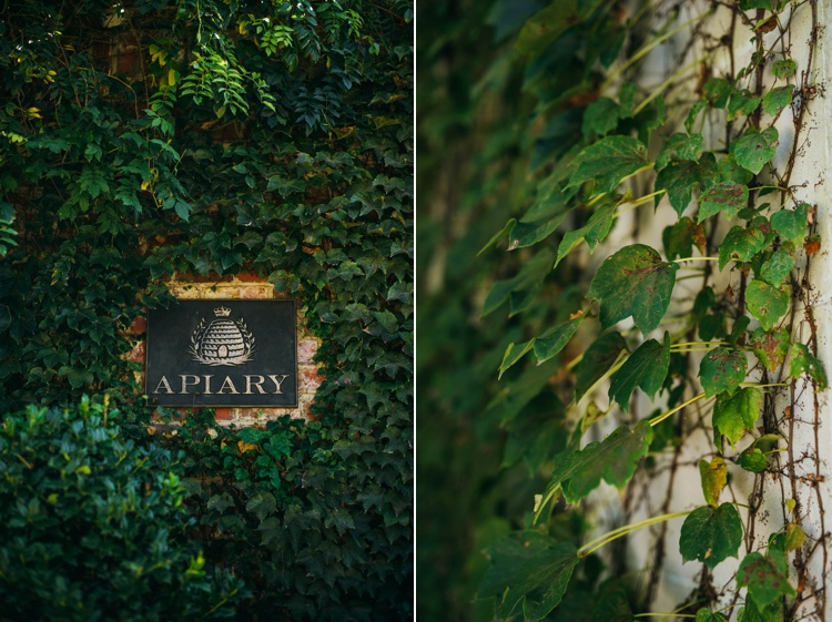 The Apiary, Garden Venue in Lexington KY Wedding Photographers